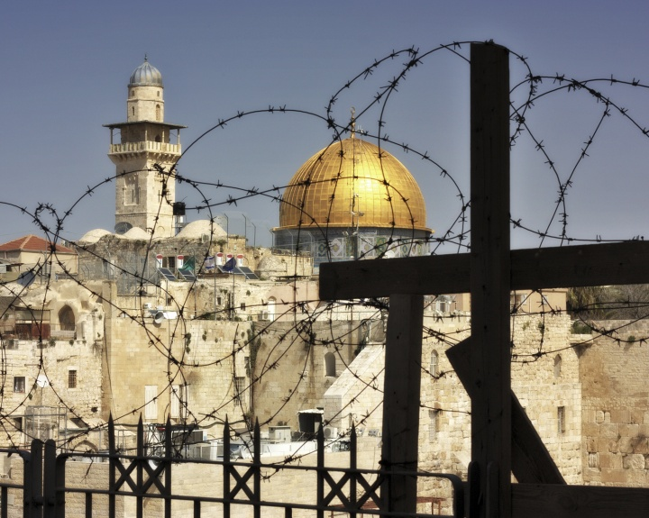 Two-State Plan Is a Means to Israel's Destruction