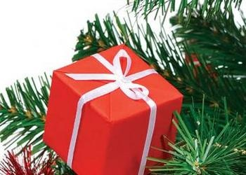 The origin of exchanging christmas gifts