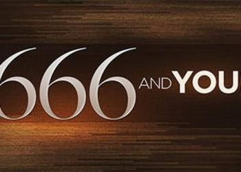 What does 666, the number of the Beast, mean?