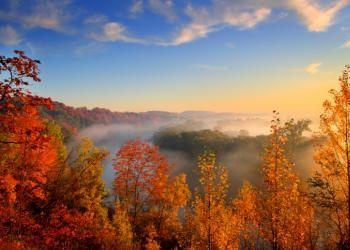 Warm fall morning - Who Could Possibly Misunderstand the Second Coming?