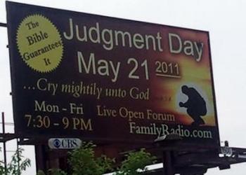 Who's Afraid of May 21?