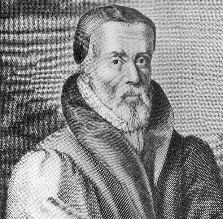 Portrait William Tyndale
