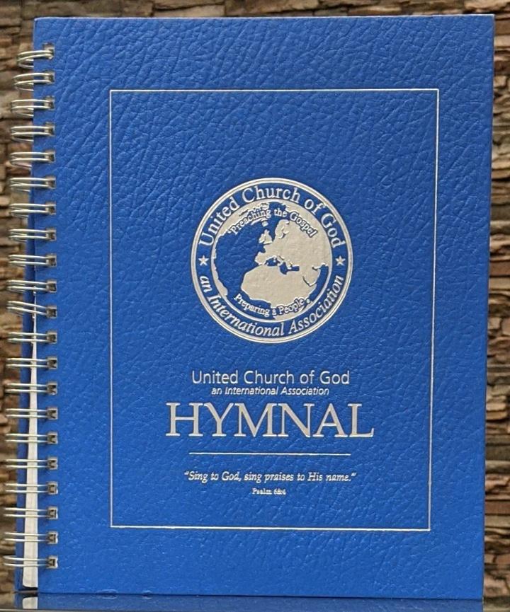 Spiral Bound Hymnal