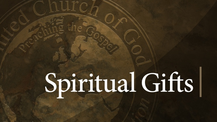 Spiritual Gifts sermon series