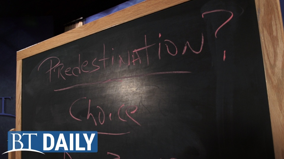 Does the Bible Teach Predestination?: Part 2 | United ... Predestination