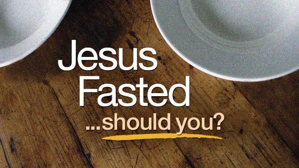Image result for fasting jesus