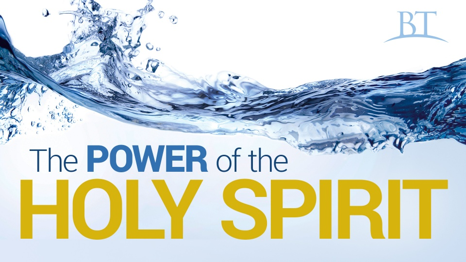 Study series holy spirit