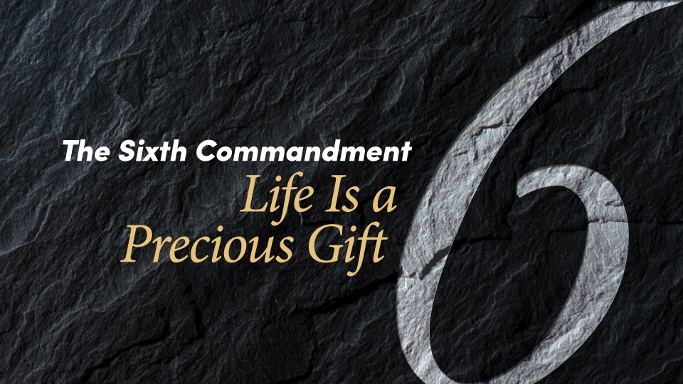 following and breaking the third commandment from the bible The ten commandments are recognized as a moral third commandment the didache calls on christians to come together on the lord's day to break bread and.