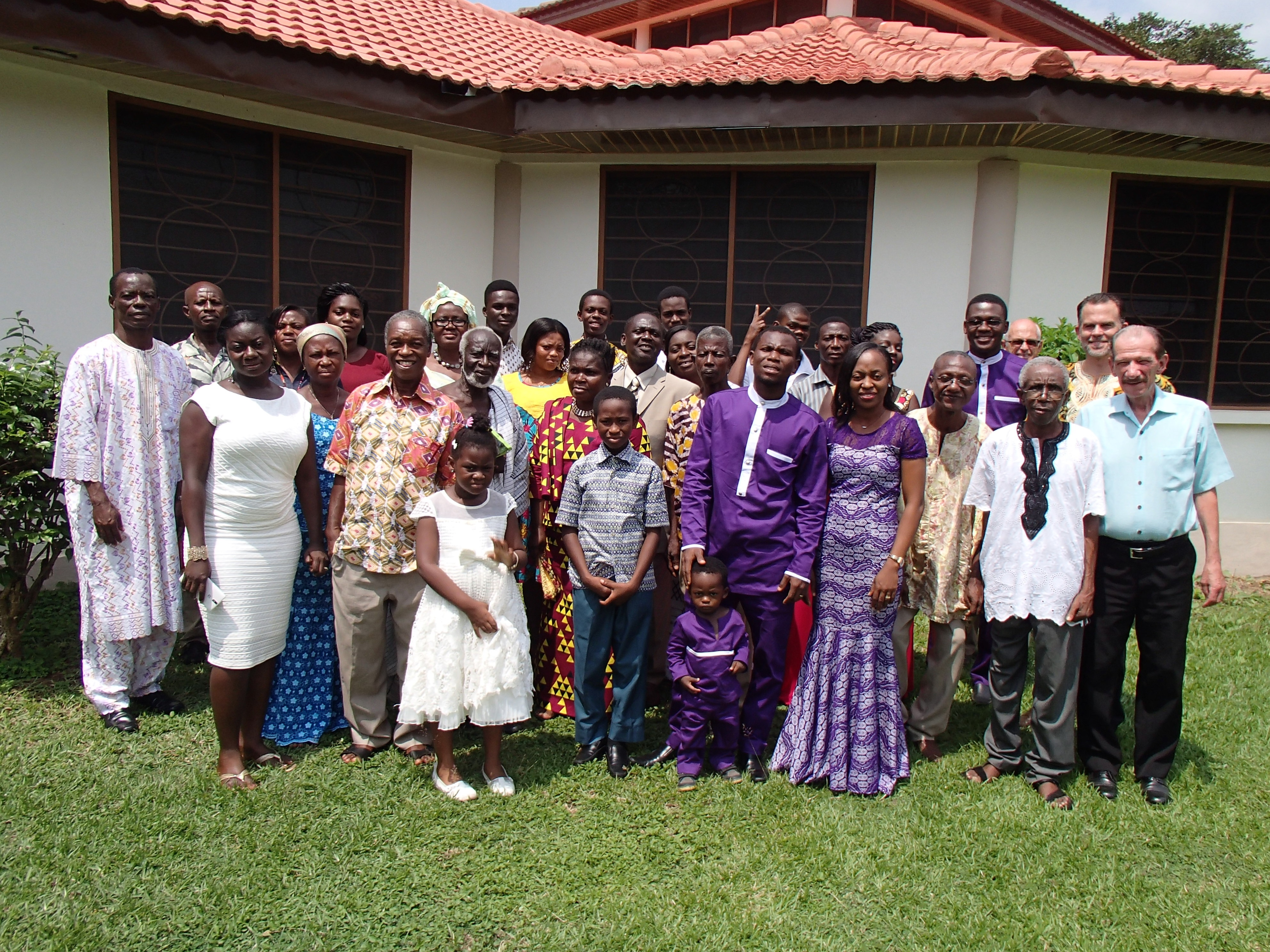 2016 Feast of Tabernacles Report Accra and Agora Ghana Africa & United News: November - December 2016 | United Church of God