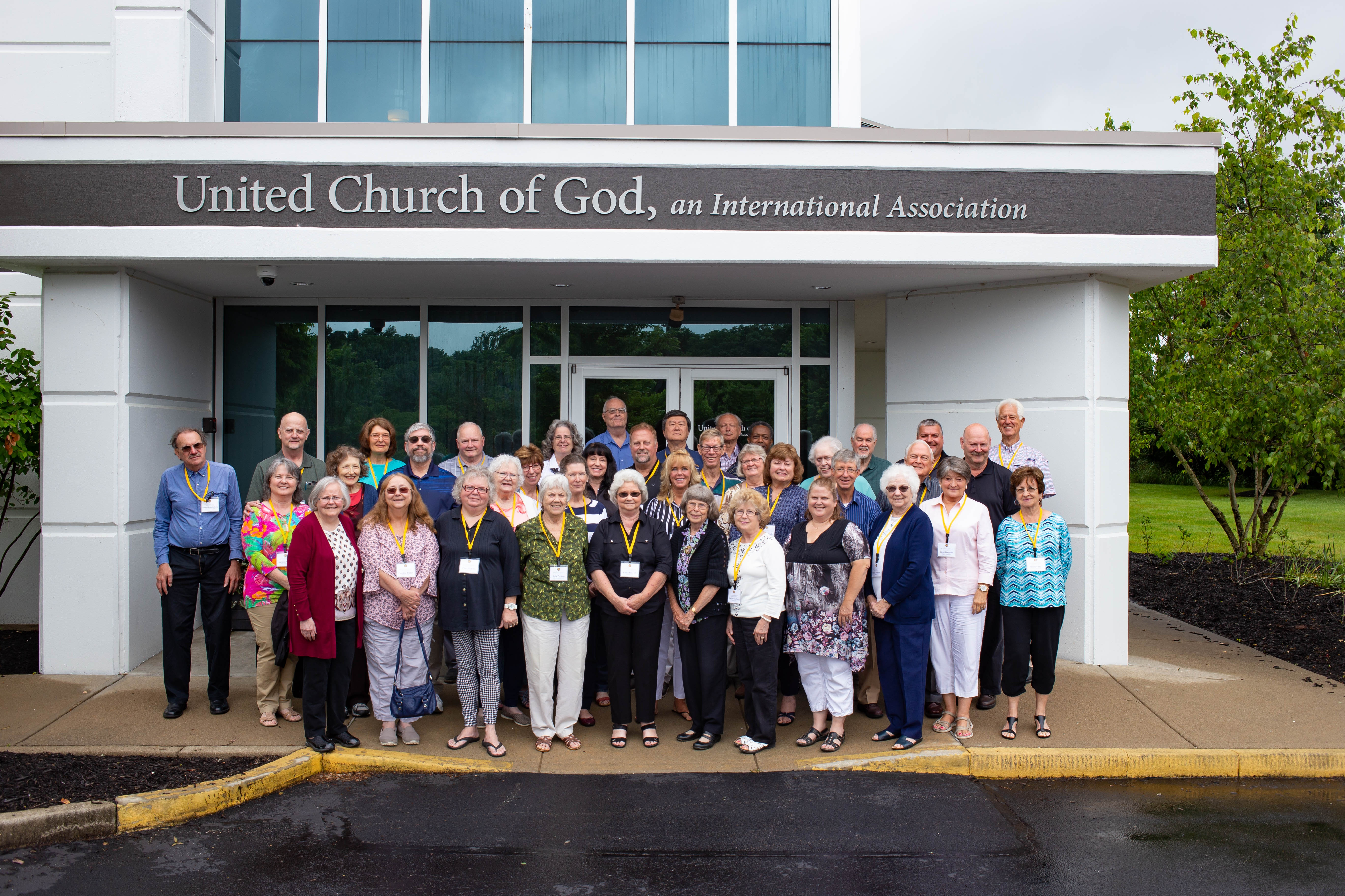 The 20th class to attend the ABC Continuing Education Program.