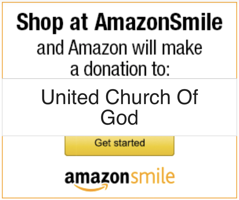 This is the Amazon Smile graphic