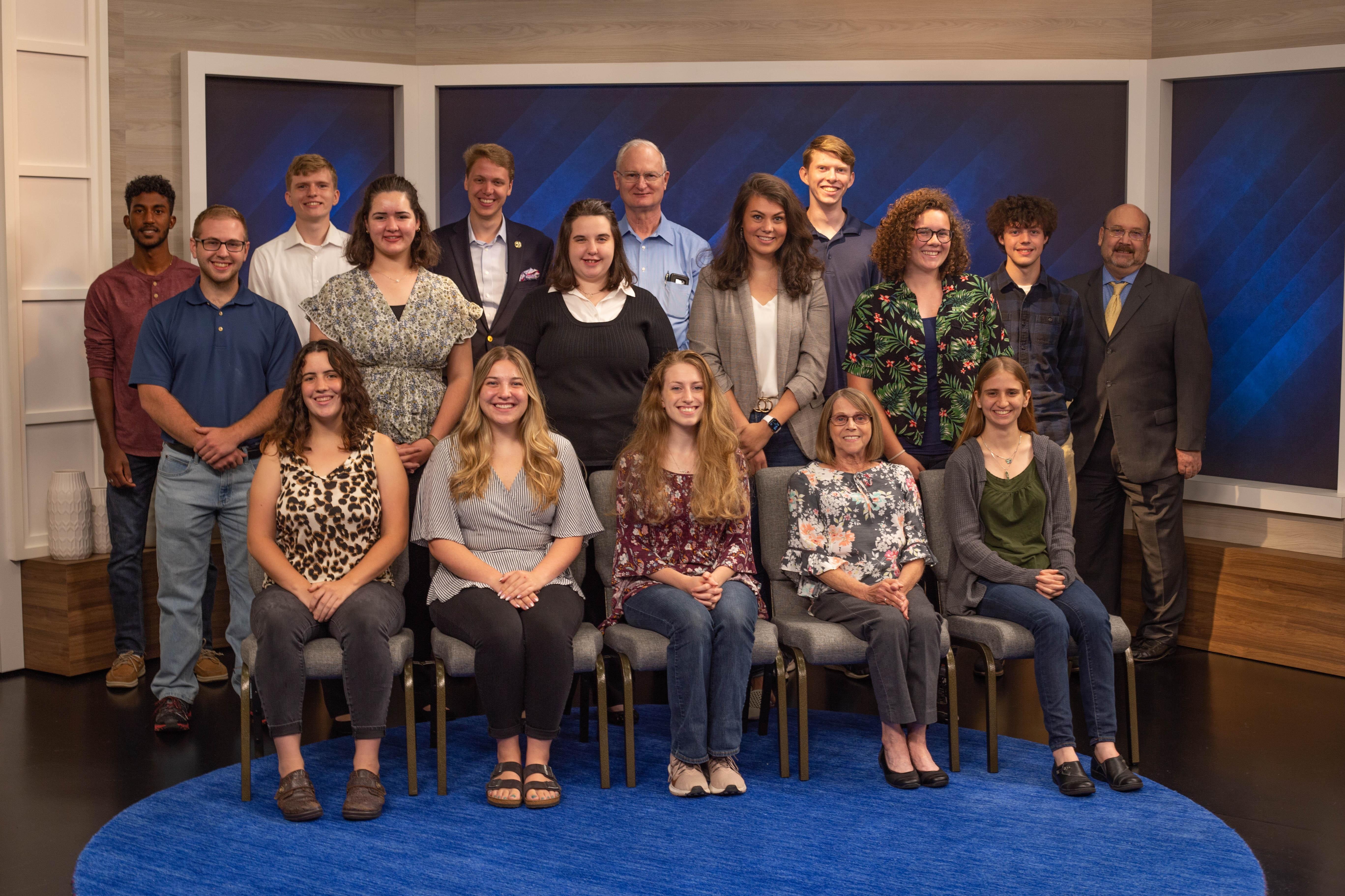 Ambassador Bible College Class of 2022.
