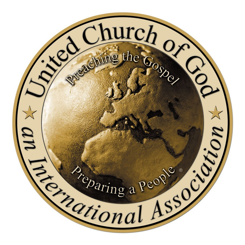 This is a graphic of the United Church of God seal.