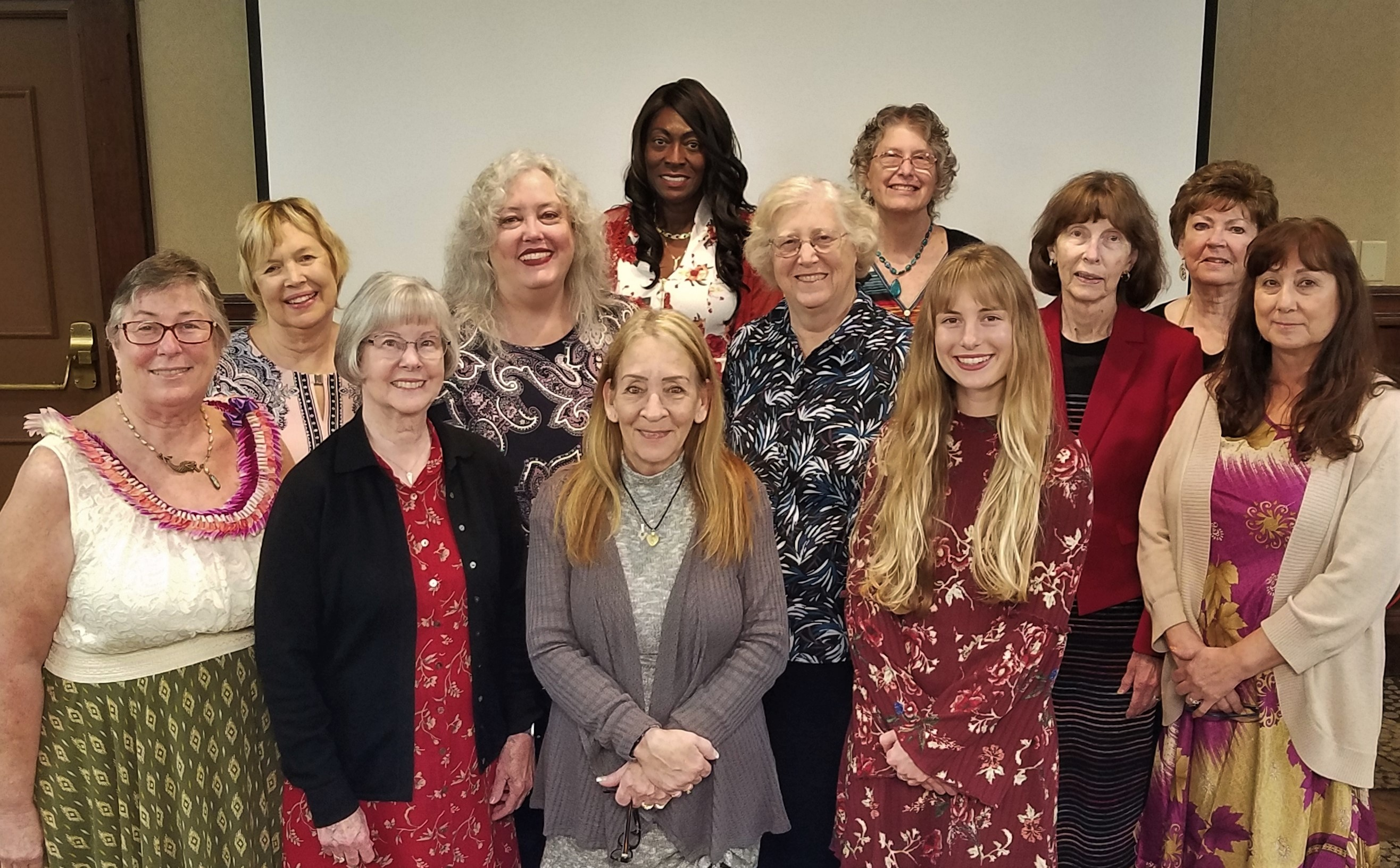 The Southern California women's enrichment weekend provided a structured atmosphere of growth and fellowship with the 126 women present.