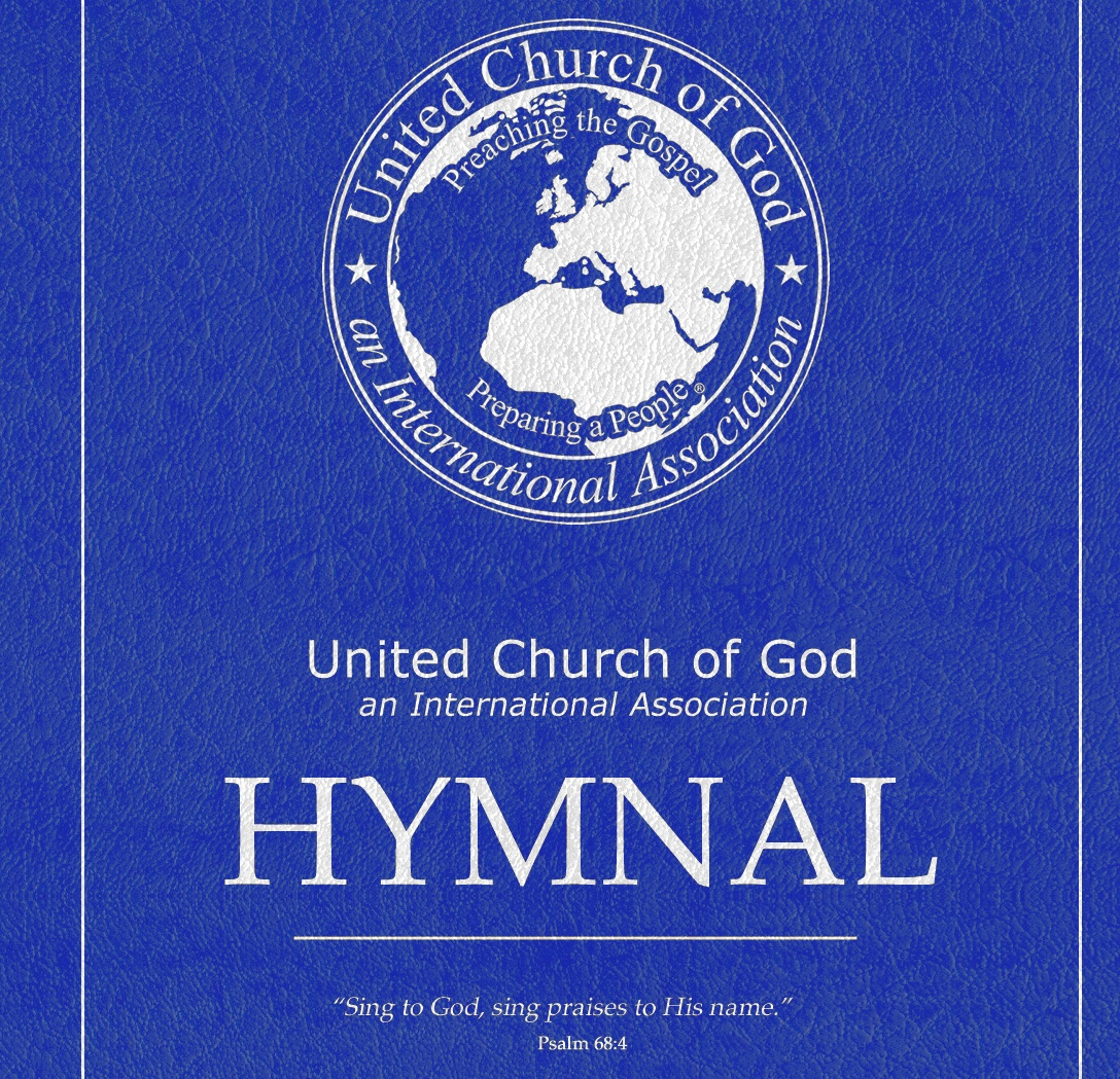 Hymnal cover