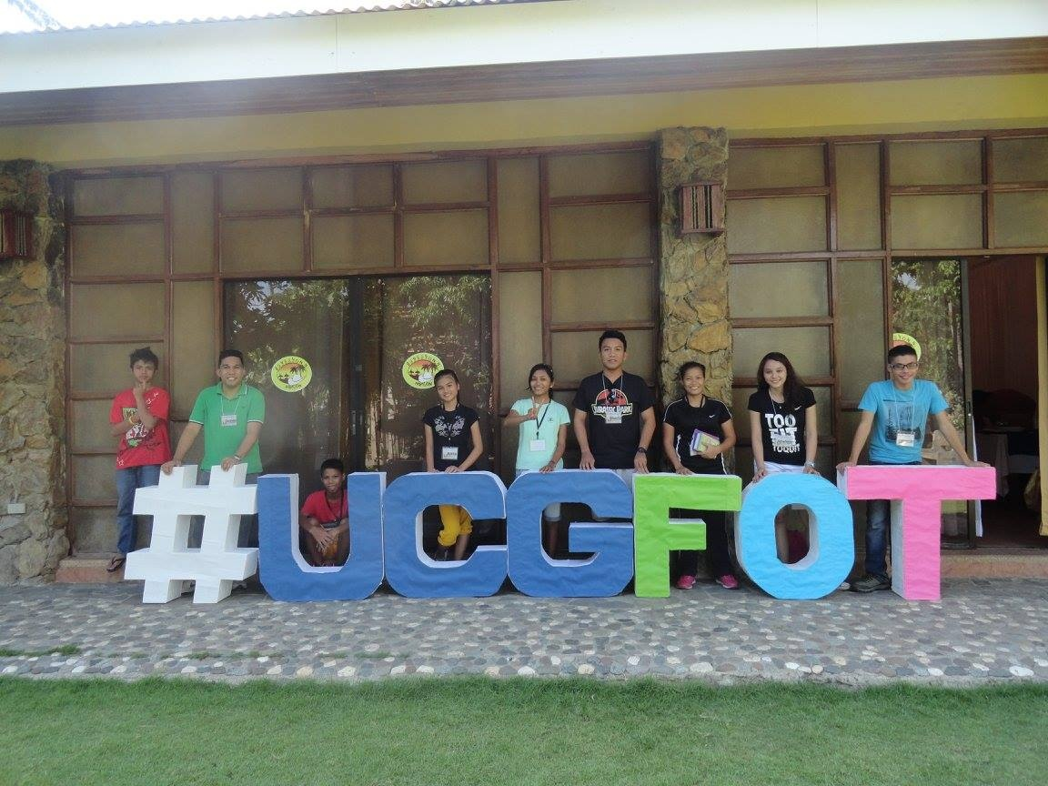 Share your Feast experiences - use #ucgfot