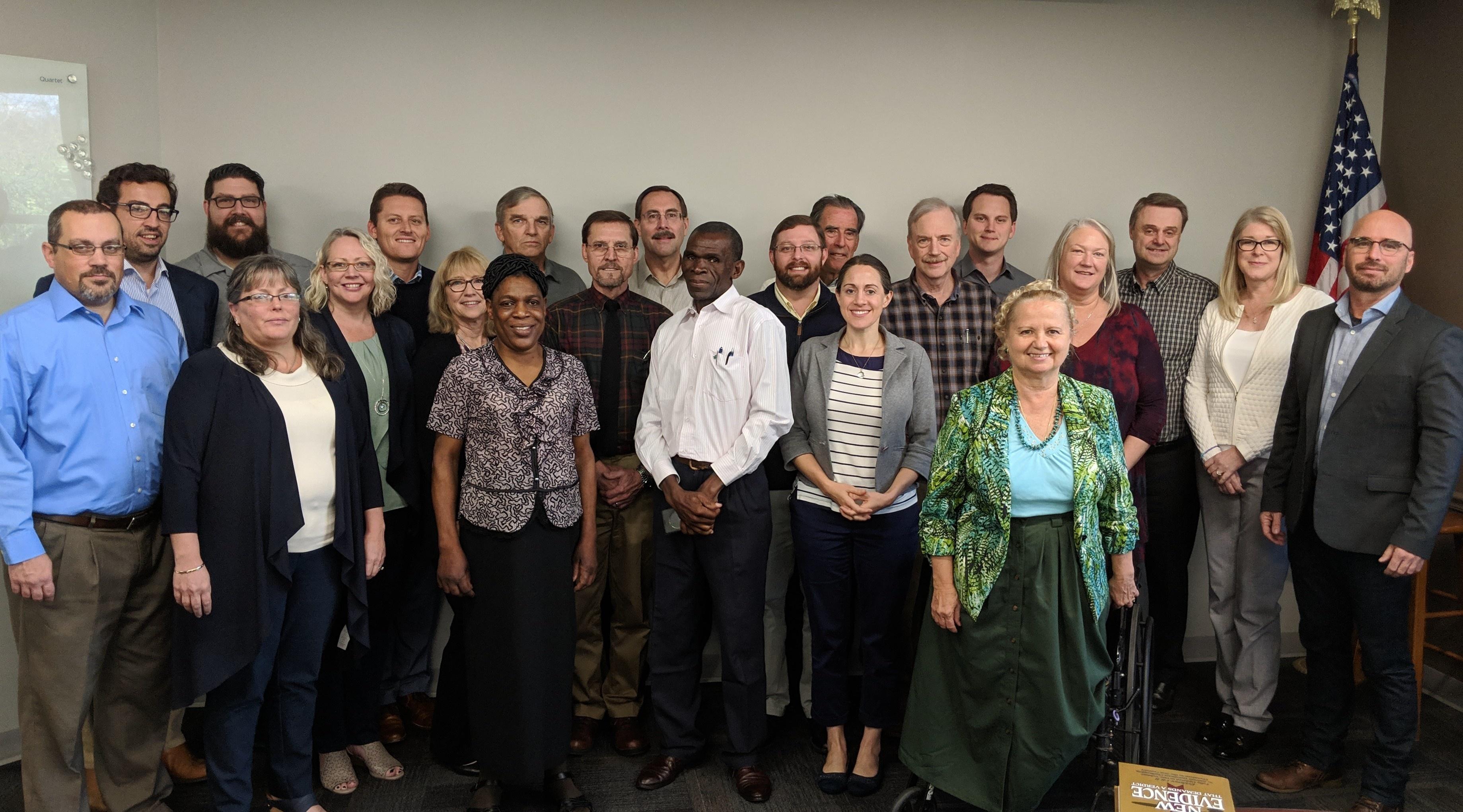 Participants who were part of the Pastoral Development Program.