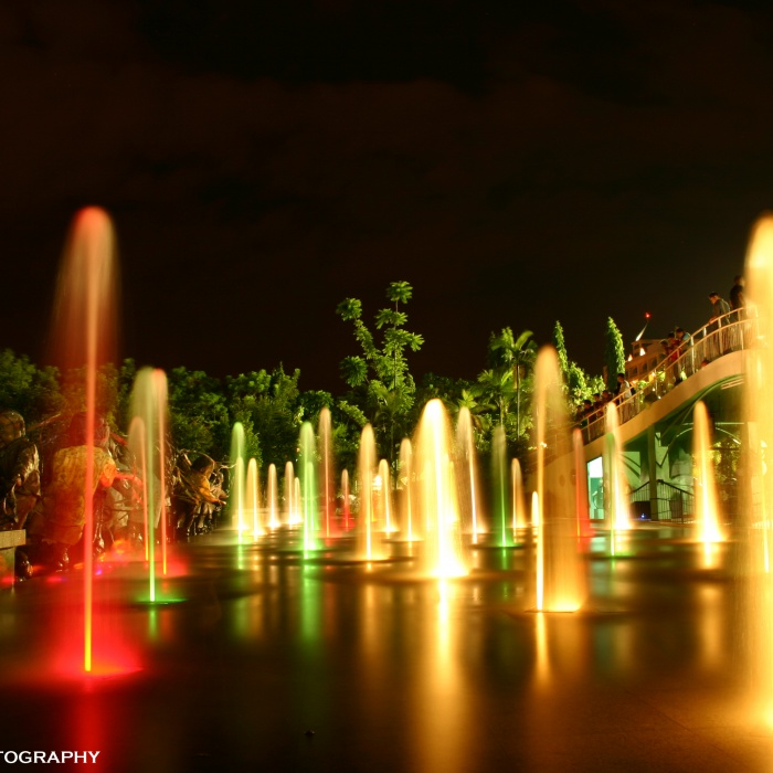 Davao City People's fountain